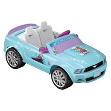 Disney Frozen Ford Mustang 12V Battery Powered Car