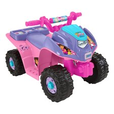 Nickelodeon™ Dora and Friends™ Lil' Quad™ 6V Battery Powered ATV