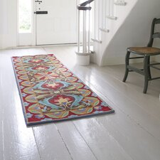 Porcelain Area Rug