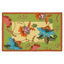 Fiji Island Lemonade Area Rug