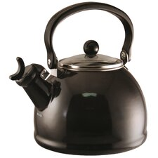 Calypso Basic 2 Qt. Whistling Tea Kettle