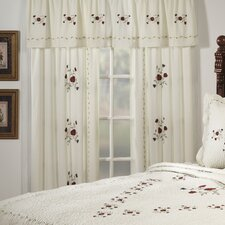 Indian Summer Cotton and Drape Panels (Set of 2)