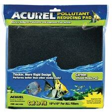 Carbon Infused Media Aquarium Pad (Set of 2)