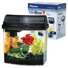 1 Gallon MiniBow Desktop Aquarium Kit