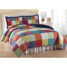 Halifax 3 Piece Quilt Set