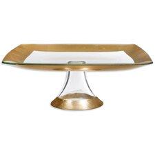 Cellini Square Gold Plate