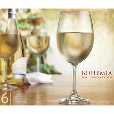 Bohemia Vineyard White Wine Glass