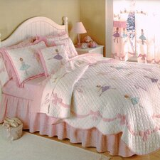 Ballet Lessons Quilt Collection