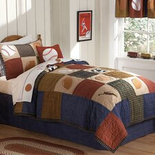 Classic Sports Quilt Collection