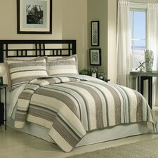 East Hampton Reversible Quilt Set
