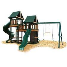 Congo Monkey Green and Cedar Playsystem 3