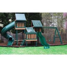 Congo Monkey Green and Cedar Playsystem 4