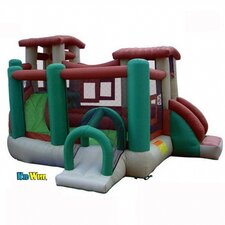 Clubhouse Climber Bounce House
