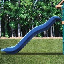 Blue Rave Slide for 5' Deck Height - Slide Upgrade for Play Sets