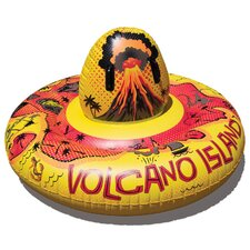 Volcano Island Pool Toy