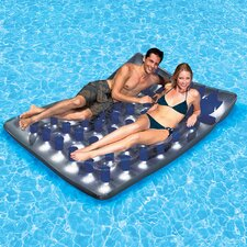 3 Piece French Pool Mat and Lounger Set