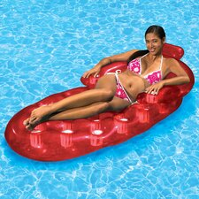 French Oval Pool Lounger