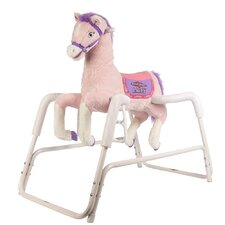 Lacey Spring Rocking Horse