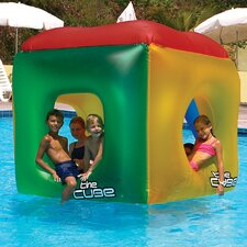 The Cube Floating Habitat Pool Toy