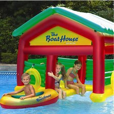 Boathouse Habitat Pool Toy