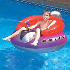UFO Spaceship Ride Pool Toy