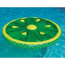 Fruit Slice Fun Island Pool Lounger
