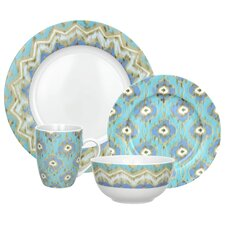 Dena Jaida 16 Piece Dinnerware Set