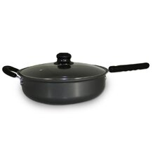 5 -qt. Non-Stick Carbon Steel Saute Pan