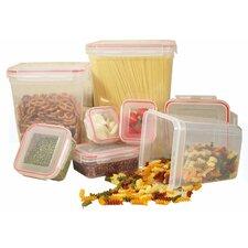 14 Piece Lock & Seal Food Storage Container Set