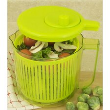 All-In-One 2.5-qt. Salad Spinner and Measuring Cup