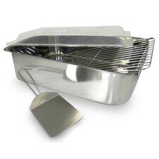 Stainless Steel Deep Lasagna Pan