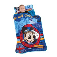 Mickey's Flight Academy Toddler Nap Mat