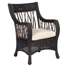 Serengeti Outdoor Dining Chair Cushion