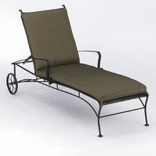 Bradford Outdoor Chaise Lounge Cushion