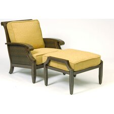 Del Cristo Outdoor Lounge Chair Cushion