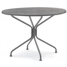 Briarwood Round Umbrella Dining Table