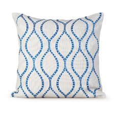 Illuminate Burlap Throw Pillow