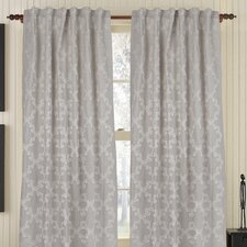 Joyous Linen Rod Pocket Single Drape Panel
