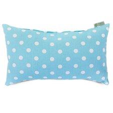 Polka Dot Small Lumbar Pillow