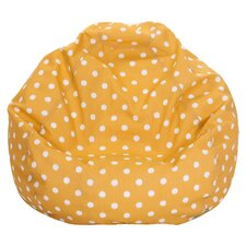Ikat Dot Bean Bag Chair