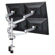 4 Screen Monitor Desk Mount