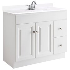 "Wyndham 36"" Single Bathroom Vanity"