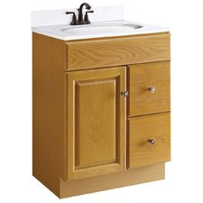 "Claremont 24"" Single Bathroom Vanity Base"
