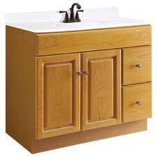 "Claremont 36"" Single Bathroom Vanity Base"
