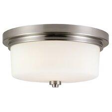Aubrey 2 Light Flushmount