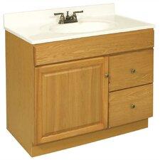 "Claremont 36"" Bathroom Vanity Cabinet"