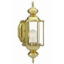 Augusta 1 Light Sconce