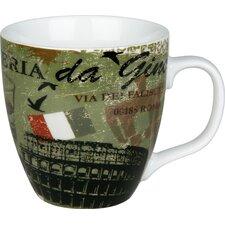 Cosmopolitan 14 oz. Italy Mug (Set of 4)
