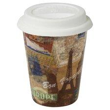 Travel Bon Voyage! Mug (Set of 2)