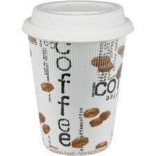 Travel Coffee Collage Mug (Set of 2)